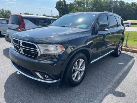 2015 Dodge Durango for sale at Southern Auto Solutions-Jim Ellis Volkswagen Atlan in Marietta GA