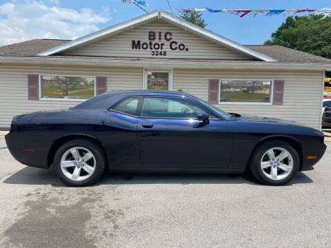 2012 Dodge Challenger for sale at Bic Motors in Jackson MO