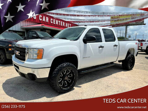 2013 GMC Sierra 2500HD for sale at TEDS CAR CENTER in Athens AL