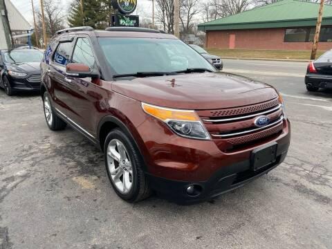 2015 Ford Explorer for sale at Brucken Motors in Evansville IN