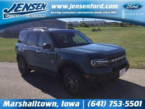 2021 Ford Bronco Sport for sale at JENSEN FORD LINCOLN MERCURY in Marshalltown IA