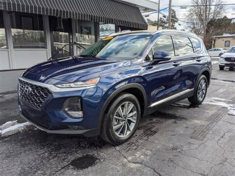 2019 Hyundai Santa Fe for sale at GAHANNA AUTO SALES in Gahanna OH
