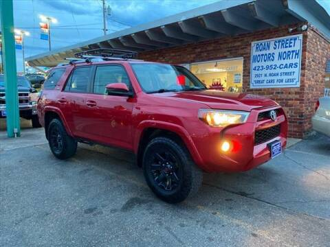 2014 Toyota 4Runner for sale at PARKWAY AUTO SALES OF BRISTOL - Roan Street Motors in Johnson City TN