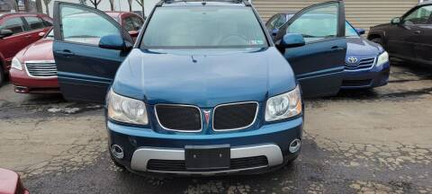 2006 Pontiac Torrent for sale at JORDAN AUTO SALES in Youngstown OH
