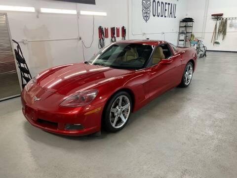 2005 Chevrolet Corvette for sale at The Car Buying Center in Saint Louis Park MN