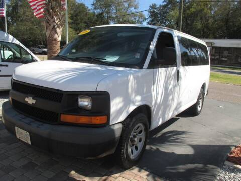 2009 Chevrolet Express Cargo for sale at Affordable Auto Motors in Jacksonville FL