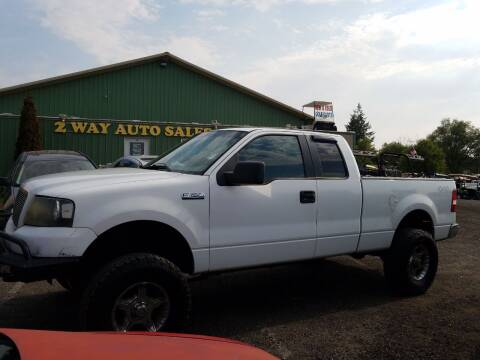 2005 Ford F-150 for sale at 2 Way Auto Sales in Spokane Valley WA
