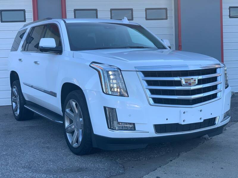 2016 Cadillac Escalade for sale at P.G.P. Exotic Auto Sales Inc. in Owensboro KY