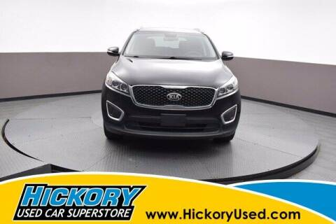2017 Kia Sorento for sale at Hickory Used Car Superstore in Hickory NC
