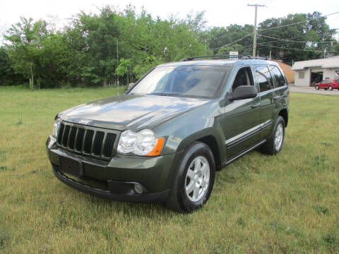 2008 Jeep Grand Cherokee for sale at Triangle Auto Sales in Elgin IL
