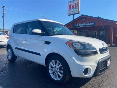 2012 Kia Soul for sale at HUFF AUTO GROUP in Jackson MI