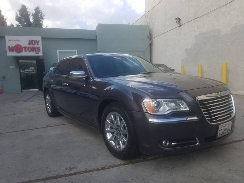 2014 Chrysler 300 for sale at Joy Motors in Los Angeles CA