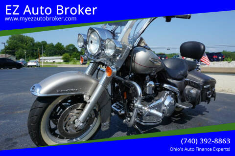 2007 HARLEY FLHRC for sale at EZ Auto Broker in Mount Vernon OH
