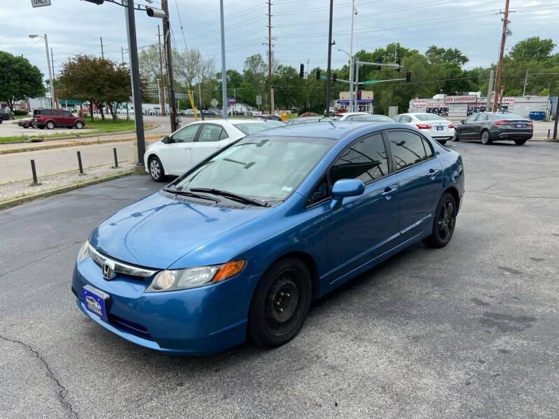 2008 Honda Civic for sale at Smart Buy Car Sales in St. Louis MO