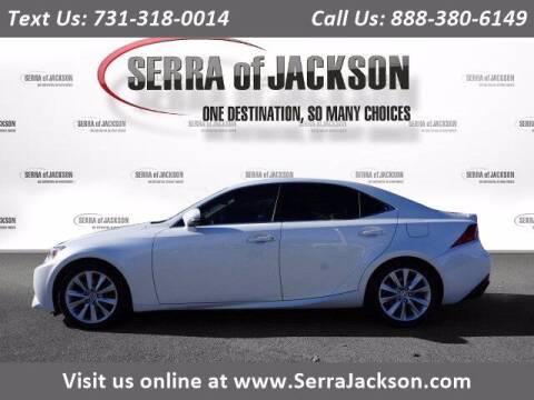 2015 Lexus IS 250 for sale at Serra Of Jackson in Jackson TN