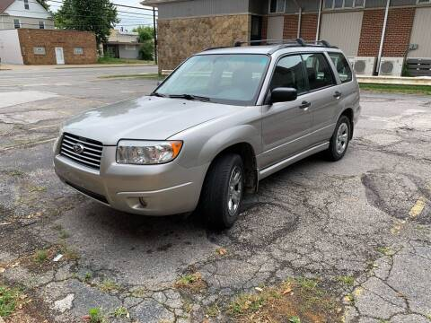 2006 Subaru Forester for sale at USA AUTO WHOLESALE LLC in Cleveland OH