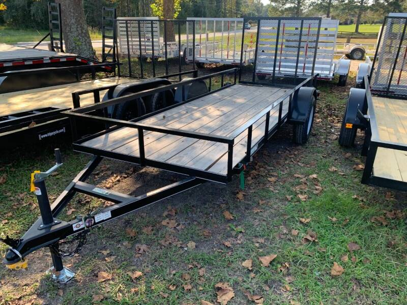 2021 New Carry-On 5x14 GW Utility Trailer for sale at Tripp Auto & Cycle Sales Inc in Grimesland NC