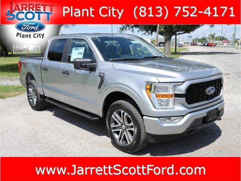 2021 Ford F-150 for sale in Plant City, FL