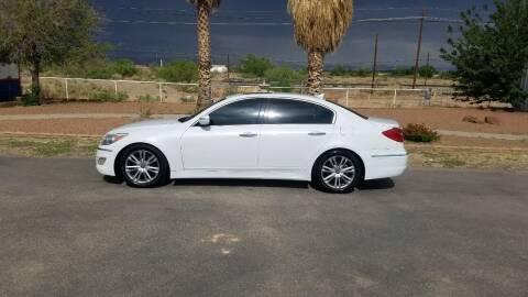 2013 Hyundai Genesis for sale at Ryan Richardson Motor Company in Alamogordo NM