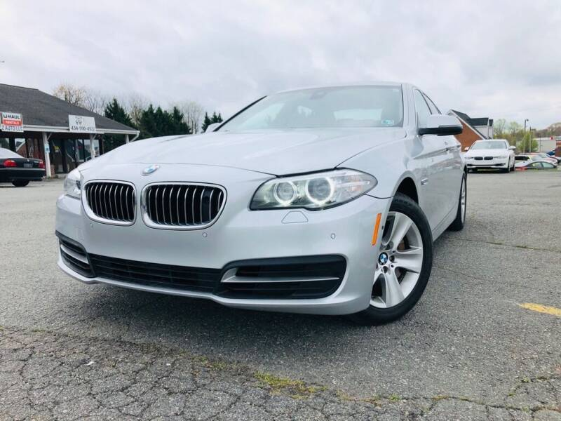 2014 BMW 5 Series for sale at Z Auto in Ruckersville VA