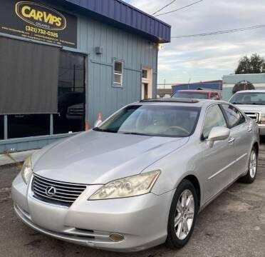 2007 Lexus ES 350 for sale at CAR VIPS ORLANDO LLC in Orlando FL