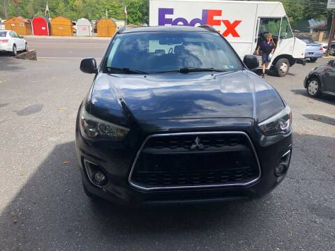 2013 Mitsubishi Outlander Sport for sale at 22nd ST Motors in Quakertown PA