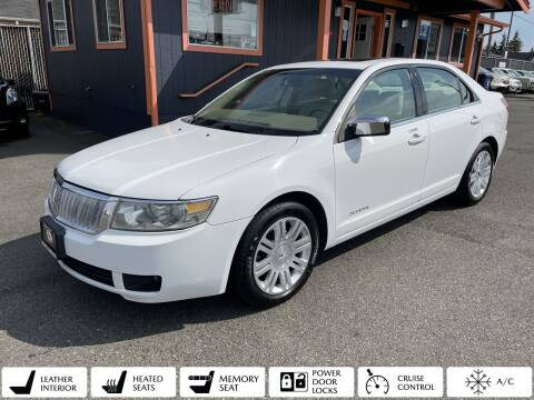 2006 Lincoln Zephyr for sale at Sabeti Motors in Tacoma WA