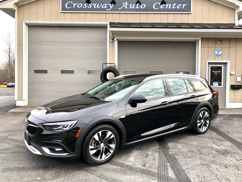 2018 Buick Regal TourX AWD Essence 4dr Wagon - East Barre VT