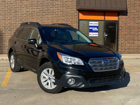 2017 Subaru Outback for sale at Effect Auto Center in Omaha NE