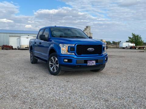 2019 Ford F-150 for sale at Double TT Auto in Montezuma KS