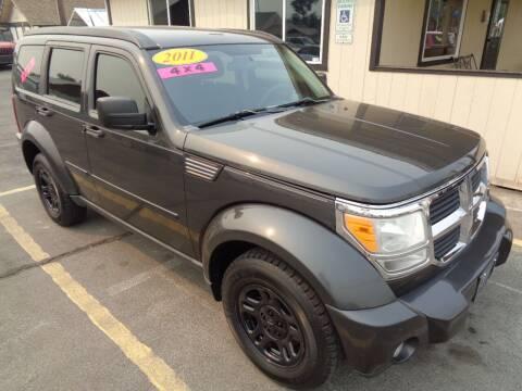 2011 Dodge Nitro for sale at BBL Auto Sales in Yakima WA