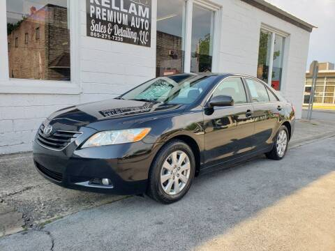 2009 Toyota Camry for sale at Kellam Premium Auto Sales & Detailing LLC in Loudon TN