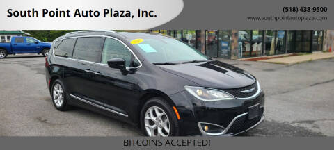 2018 Chrysler Pacifica for sale at South Point Auto Plaza, Inc. in Albany NY