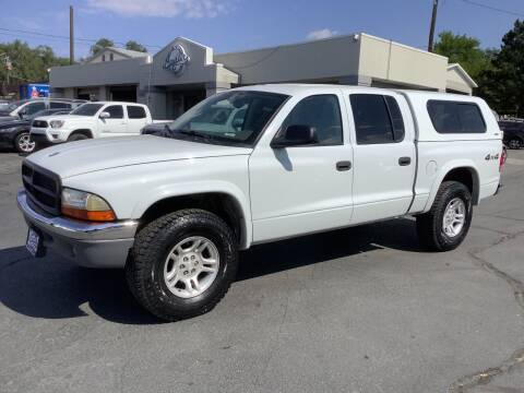2004 Dodge Dakota for sale at Beutler Auto Sales in Clearfield UT