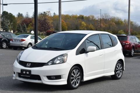 2012 Honda Fit for sale at Broadway Garage of Columbia County Inc. in Hudson NY