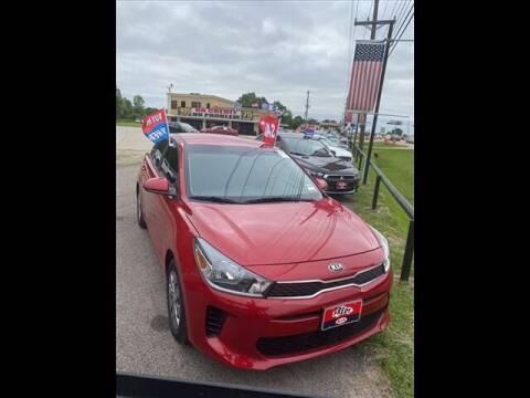 2020 Kia Rio for sale at FREDY USED CAR SALES in Houston TX