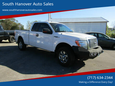 2012 Ford F-150 for sale at South Hanover Auto Sales in Hanover PA