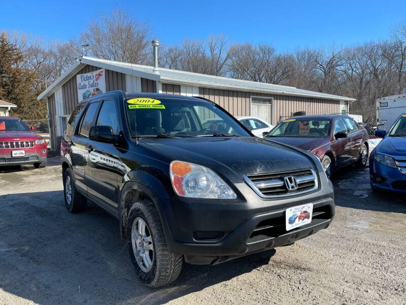 2004 Honda CR-V for sale at Victor's Auto Sales Inc. in Indianola IA