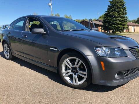 2009 Pontiac G8 for sale at AutoWorx Sales in Columbia City IN