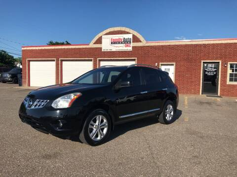 2013 Nissan Rogue for sale at Family Auto Finance OKC LLC in Oklahoma City OK