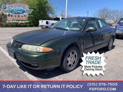 2000 Oldsmobile Alero for sale at Fort Dodge Ford Lincoln Toyota in Fort Dodge IA