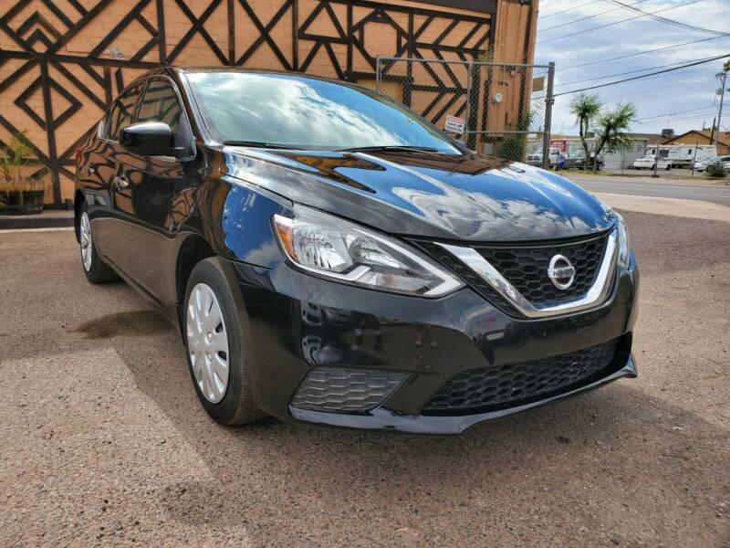2016 Nissan Sentra for sale at Used Car Showcase in Phoenix AZ