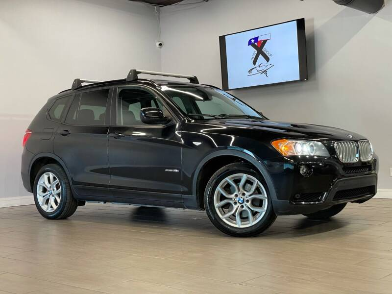 2013 BMW X3 for sale at TX Auto Group in Houston TX