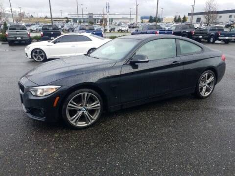 2014 BMW 4 Series for sale at Karmart in Burlington WA
