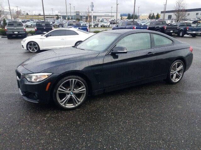 2014 BMW 4 Series for sale at Karmart in Burlington WA