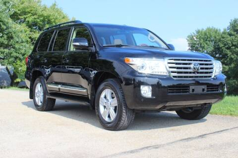 2015 Toyota Land Cruiser for sale at Harrison Auto Sales in Irwin PA