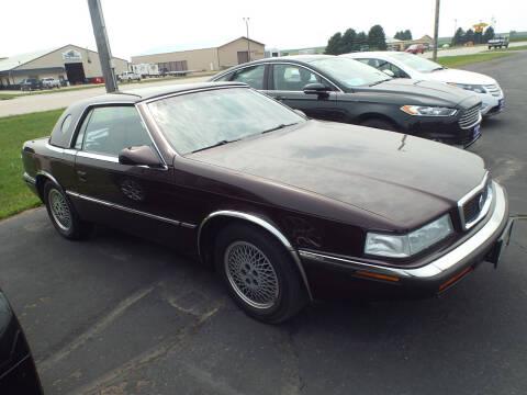1989 Chrysler TC for sale at G & K Supreme in Canton SD