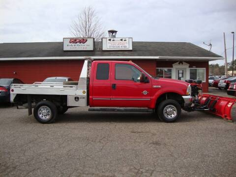 2003 Ford F-250 Super Duty for sale at G and G AUTO SALES in Merrill WI
