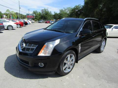 2010 Cadillac SRX for sale at S & T Motors in Hernando FL
