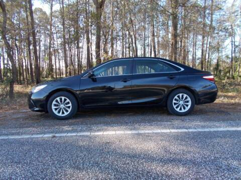 2015 Toyota Camry for sale at A & P Automotive in Montgomery AL